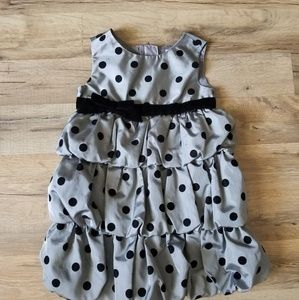 Polka dot dress by old navy